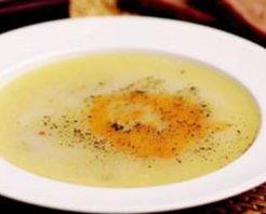 Yoğurtlu Mantar Çorbası Tarifi