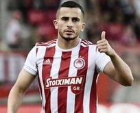Galatasaray Omar Elabdellaoui'yu KAP'a bildirildi