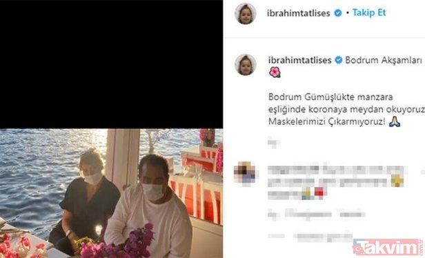 İbrahim Tatlıses'in sevgilisi olduğu iddia edilmişti! 27 yaşındaki Gülçin Karakaya ve Tatlıses'in kalpli pozu sosyal medyayı salladı