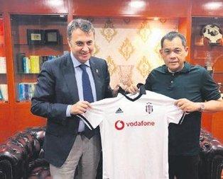 Beşiktaş gücünü taraftardan alıyor