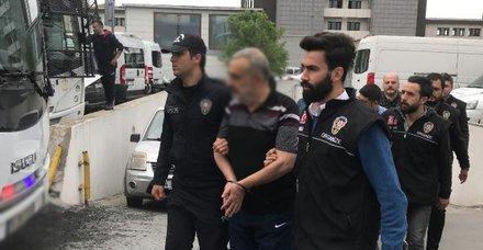 'Sarallar'a operasyon: 21 kişi tutuklandı
