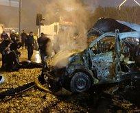 Beşiktaş'taki terör saldırısında flaş gelişme