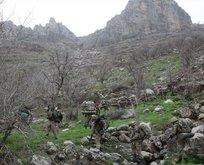 TSKdan Kuzey Irak hamlesi!