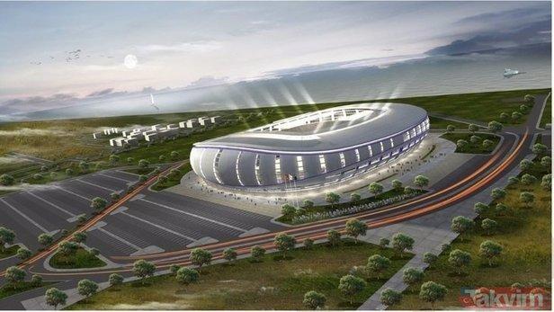 Yeni Ordu stadında ilk maçın tarihi açıklandı!