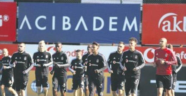 Braga maçı için düğmeye basıldı