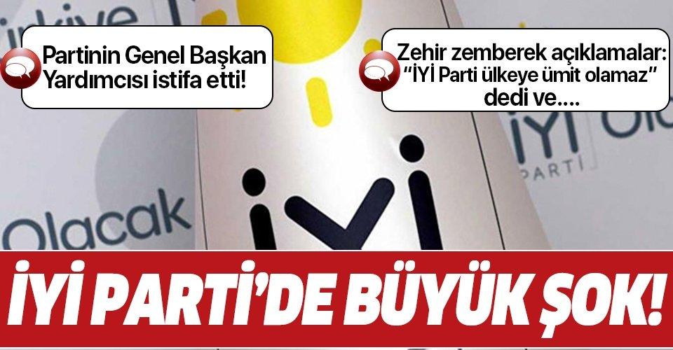 İYİ Parti'de büyük şok! Genel Başkan Yardımcısı Tuba Vural Çokal sert sözlerle istifa etti!