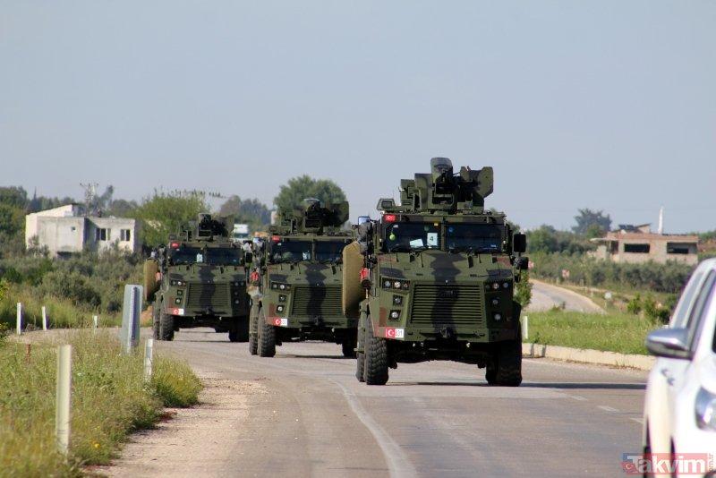 Son dakika... Suriye sınırına komando takviyesi