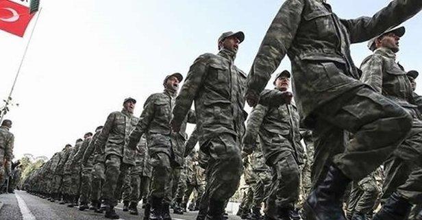 99/4 Kasım celbi askerlik yerleri açıklandı!