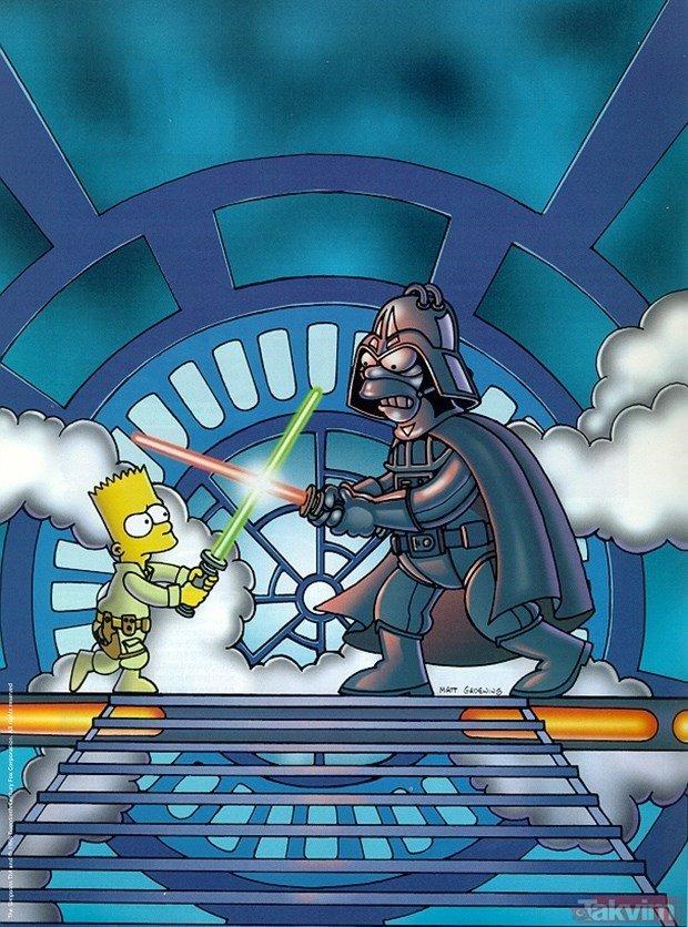 The Simpsons Kobe Bryant'ın ölümünü ve Corona virüsü de bildi! İşte The Simpsons kehanetleri