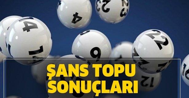 8 Nisan MPİ Şans Topu çekiliş sonuçları açıklandı!