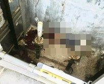 Asansör boşluğunda bulunan cesedin kimliği belli oldu
