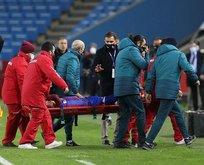 Trabzonspor'u üzen sakatlık! Abdülkadir Ömür Konyaspor maçını yarıda bıraktı