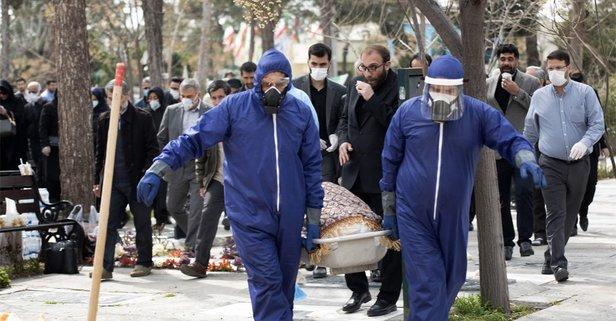 İran'da koronavirüs ölümleri açıklandı