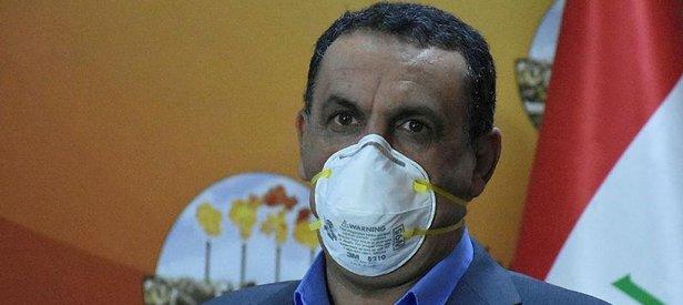 Türkiye'den Irak'a koronavirüsle Kovid-19 mücadelede maske desteği