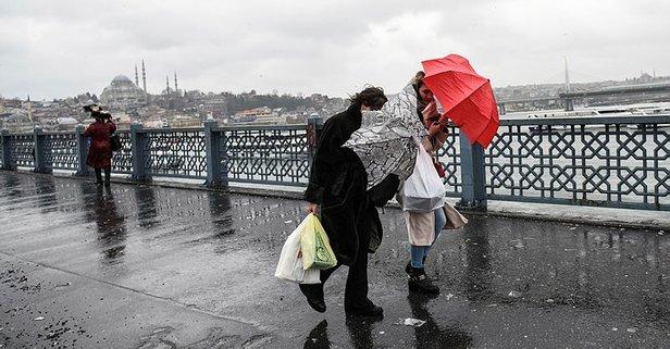 Meteorolojiden Marmara ve Karadeniz için son dakika uyarısı
