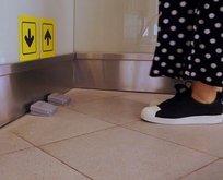 AVM'lerde bir ilk! Asansörler artık böyle çağrılacak!