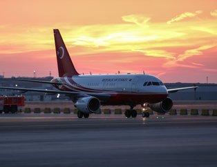 3. havalimanına ilk iniş gerçekleşti! Cumhurbaşkanı Erdoğan'dan ilk açıklamalar
