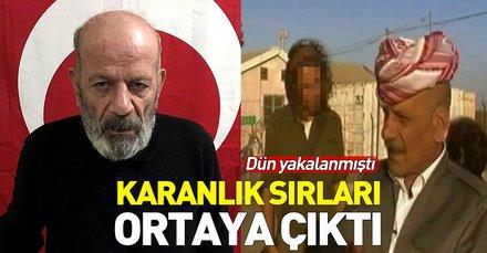 Adana'da yakalanan PKK'lı Davut Baghestani, örgütü İsrail ve ABD'yle görüştürmüş