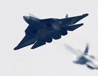 Rusya'dan gündeme bomba gibi düşen Su-57 açıklaması! Rus Su-57 mi, Amerikan F-35 mi daha güçlü?