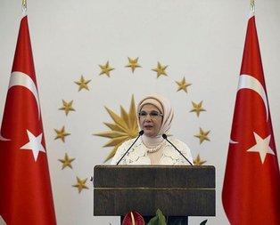 Emine Erdoğan: Kur değişimleri güç açlığını işaret ediyor
