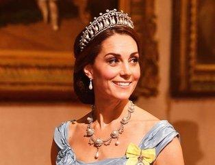 Cambridge Düşesi Kate Middleton sosyal medyada alay konusu oldu!