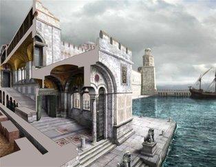 İtalyan ressamın çizdiği fethedilmeden önceki İstanbul resimleri çok şaşırttı