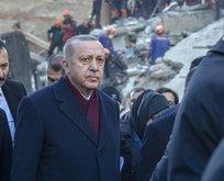 Başkan Erdoğan'dan Elazığ paylaşımı