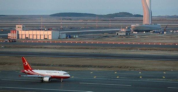 İstanbul 3. havalimanı ulaşım hatları belli oldu!