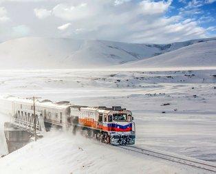 Turistik Doğu Ekspresi ilk seferine çıkıyor