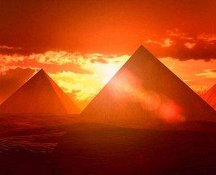 Mısır Piramitleri nasıl yapıldı? NASA bu gizemi çözdü mü? İşte o iddia...