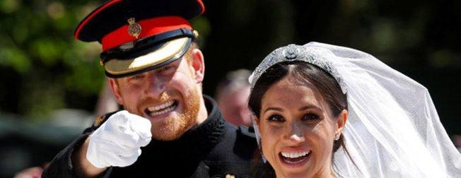 Prens Harry ve Meghan Markle'ın balayı adresleri belli oldu! İşte herkesin merak ettiği o yer...