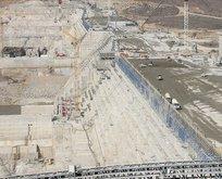 Etiyopya'dan Mısır'a hodri meydan! Yüzde 74'ü tamamlandı
