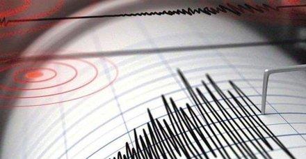 Son dakika: Antalya'da 4,8 büyüklüğünde deprem meydana geldi