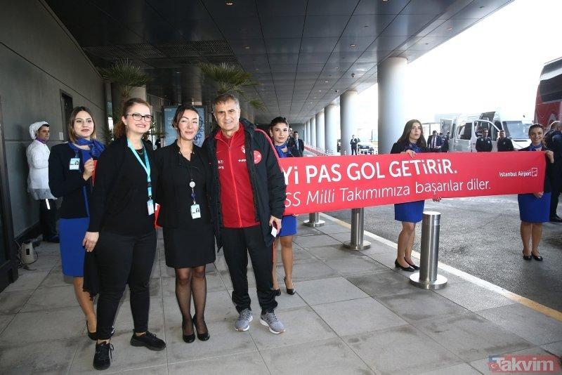 A Milli Futbol Takımı Andorra'da: -2 derecede antrenman