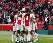Ajax şampiyon oldu