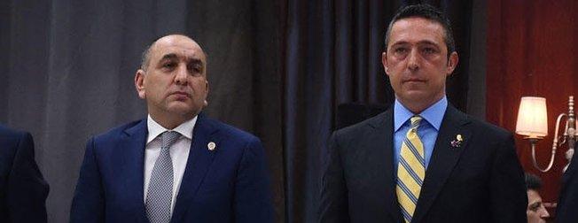 Fenerbahçe Başkanvekili Semih Özsoy açıklamalarda bulundu
