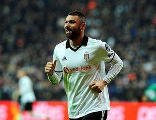 Burak Yılmaz'ın Beşiktaş - Bursaspor maçındaki performansı sosyal medyayı salladı