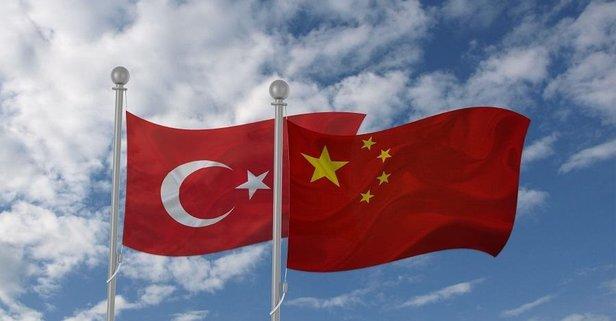 Türkiye'den Çin'e enerji açılımı