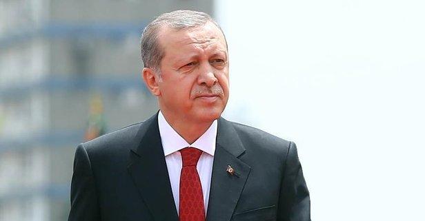 Başkan Erdoğan'dan o sporculara tebrik telgrafı