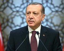Cumhurbaşkanı Erdoğan'dan teşkilatlara uyarı