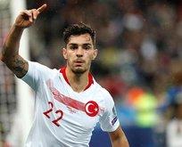 Kaan Ayhan Sassuolo ile anlaşmaya vardı