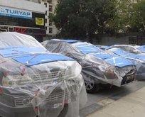 İstanbul beklenen yağışa hazır