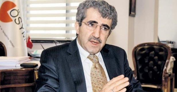 ÖSYM eski Başkanı Ali Demir hakkında flaş karar!