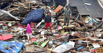 Son dakika: Endonezya'da 6.6 büyüklüğünde deprem!