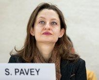 CHP'li Pavey'den ABD gazetesinde Türkiye'ye iftira
