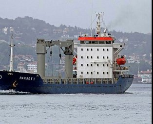 Türk gemisinin makinisti o anları anlattı!