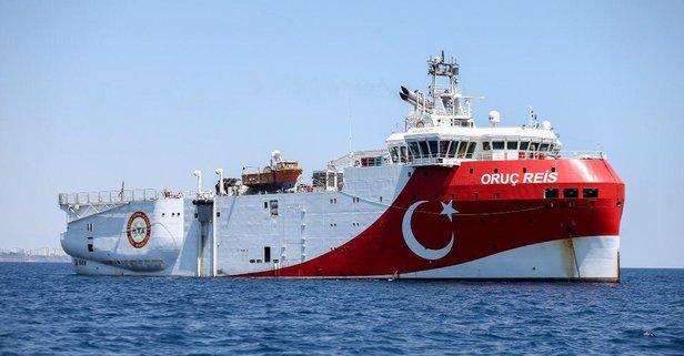 Türkiye'den NAVTEX ilanı sonrası Oruç Reis açıklaması!