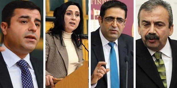 İşte isim isim hangi HDPli neden gözaltına alındı