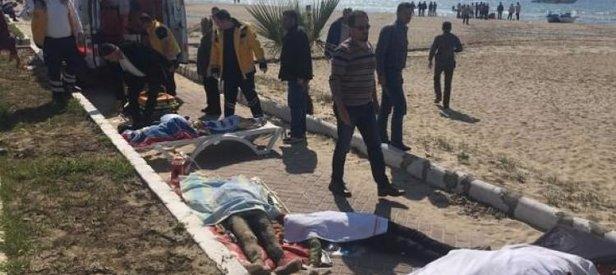 Kuşadası'ndan acı haber! Cesetler sahile vurdu