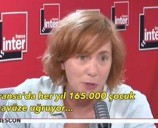 Oyuncu Andrea Bescond'dan dehşete düşüren açıklama: Fransa'da her yıl 165 bin çocuğa tecavüz ediliyor